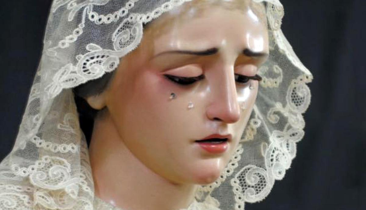 Virgen del Desconsuelo